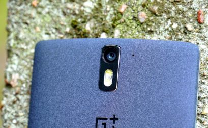 Parte trasera del OnePlus One